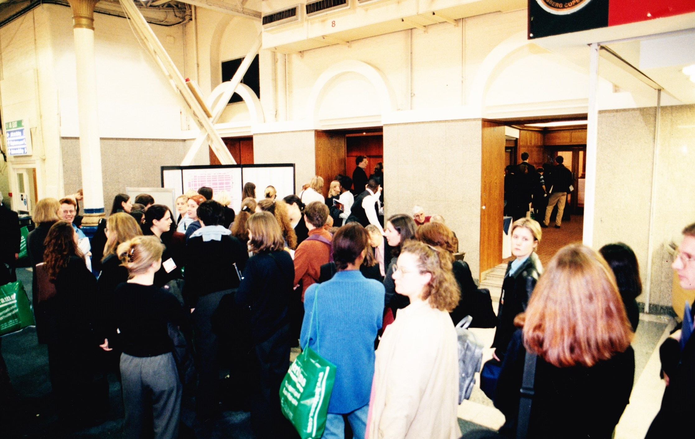 bookcareers.com Clinic at London Book Fair 2016