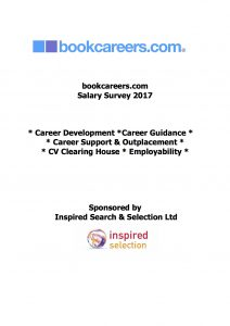 salary survey cover