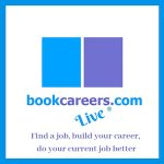 bookcareers live logo