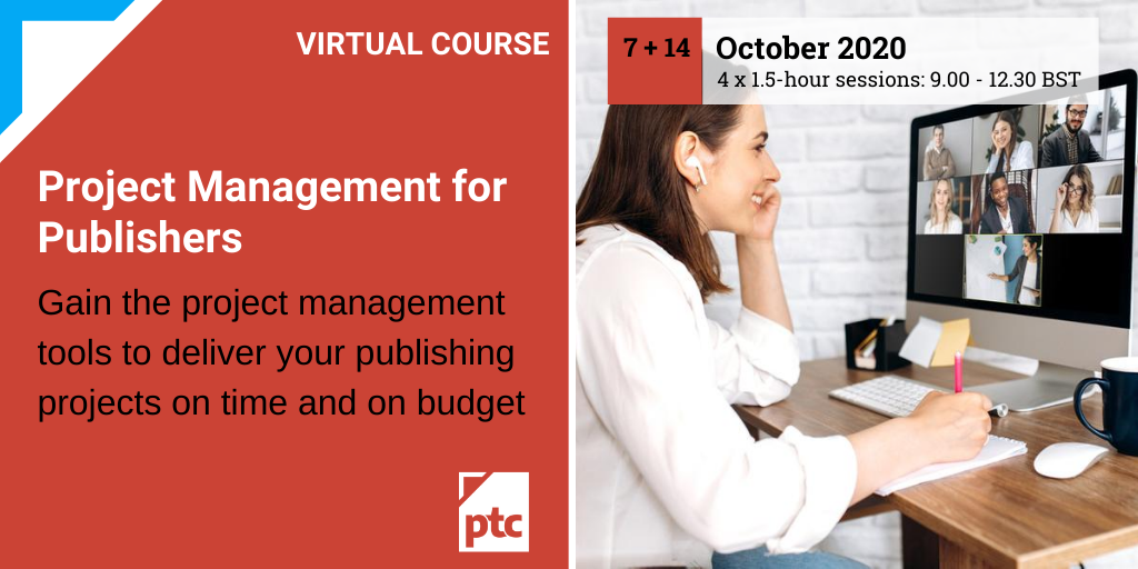 Project Management for Publishers