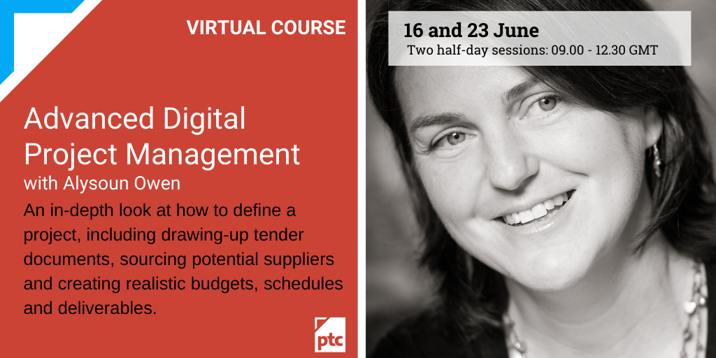 Advanced Digital Project Management