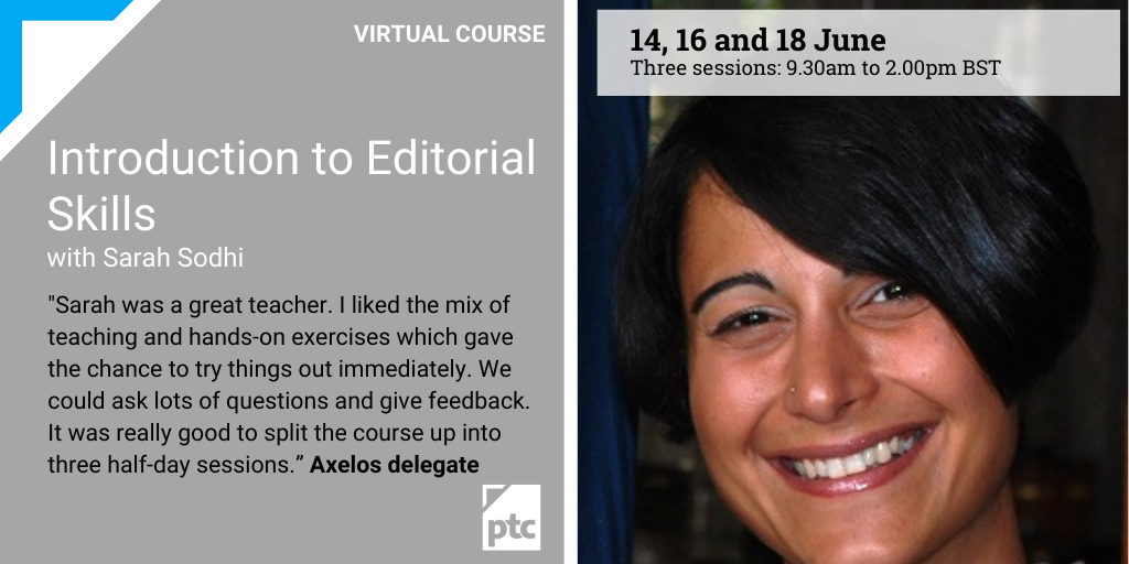 Introduction to Editorial Skills